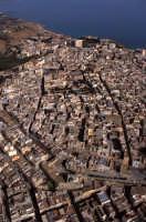 panorama aereo della citta   - Sciacca (4604 clic)