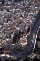 veduta aerea del castello   - Sciacca (4599 clic)