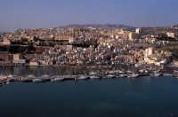 veduta aerea del porto  - Sciacca (3995 clic)
