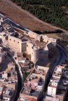 veduta aerea del castello  - Sciacca (2966 clic)