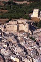 veduta aerea del castello  - Sciacca (2900 clic)