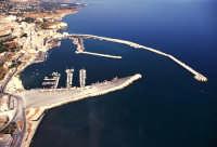 veduta aerea del porto  - Sciacca (2909 clic)