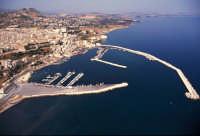 veduta aerea del porto  - Sciacca (2954 clic)