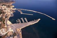 veduta aerea del porto  - Sciacca (2972 clic)