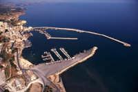 veduta aerea del porto  - Sciacca (2820 clic)