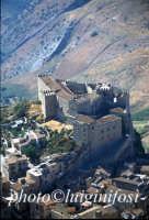 veduta aerea del castello  - Caccamo (5811 clic)