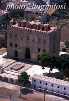 veduta aerea della zisa  - Palermo (2864 clic)