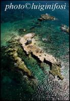 l'isola dei porri vista dall'alto  - Ispica (4446 clic)