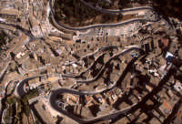 veduta aerea di ragusa ibla  - Ragusa (4316 clic)