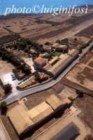 veduta aerea del museo e dell'area archeologica  - Camarina (4397 clic)