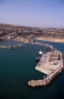 veduta aerea del porto  - Porto empedocle (5840 clic)