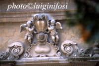 fregio barocco  - Caltagirone (2824 clic)