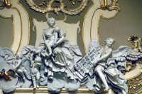 stucchi all'interno della cattedrale di San Giovanni RAGUSA Luigi Nifosì