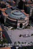veduta aerea del teatro politeama  - Palermo (4738 clic)