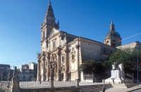 la cattedrale di San Giovanni  - Ragusa (1924 clic)