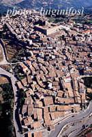 montalbano elicona in una veduta aerea  - Montalbano elicona (4484 clic)