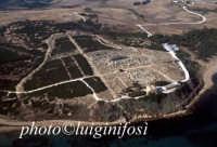 veduta aerea dell'acropoli  - Selinunte (5200 clic)