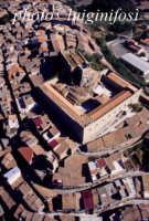 il castello di montalbano elicona in una veduta aerea  - Montalbano elicona (6492 clic)