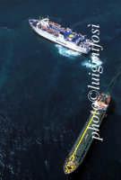 traghetto e nave cisterna    - Vulcano (6298 clic)