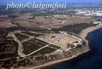 veduta aerea dell'acropoli  - Selinunte (6120 clic)