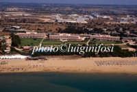 veduta aerea dell'hotel conte di cabrera   - Maganuco (10629 clic)