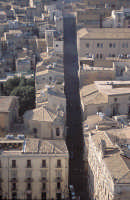 la scalinata di santa maria del monte vista dall'alto  - Caltagirone (5754 clic)