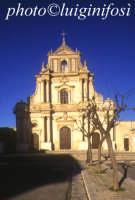 chiesa dell'annunziata - prospetto  - Ispica (4011 clic)