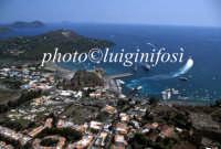 veduta aerea del porto  - Vulcano (4128 clic)