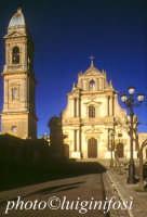 chiesa dell'annunziata - prospetto  - Ispica (3996 clic)
