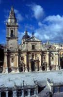 la cattedrale di san giovanni  - Ragusa (2008 clic)