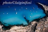 l'azzurro del mare a cala rossa  - Favignana (4006 clic)