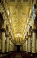 interno della cattedrale di san giovanni  - Ragusa (4561 clic)