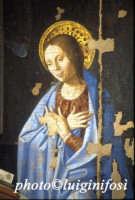 annunciazione A. Da Messina - Museo Bellomo   - Siracusa (1378 clic)