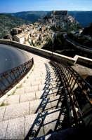 Santa Maria le Scale e panorama di Ragusa Ibla  - Ragusa (2026 clic)