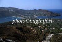 veduta aerea del cratere di vulcanello  - Vulcano (4595 clic)