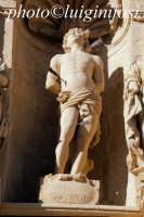 particolare della chiesa di san sebastiano  - Ferla (1593 clic)