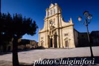 la chiesa di san sebastiano  - Ferla (1496 clic)