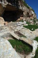 c.da centopozzi, tombe preistoriche  - Ragusa (3920 clic)