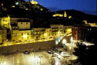 panorama di ragusa ibla di notte RAGUSA Luigi Nifosì