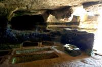 grotta delle trabacche, in contrada centopozzi   - Ragusa (3002 clic)