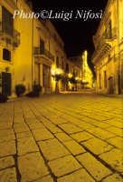 Via Francesco Mormina Penna - bene dell'umanità UNESCO SCICLI Luigi Nifosì
