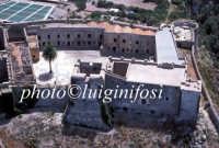 panorama aereo del castello  - Milazzo (6896 clic)