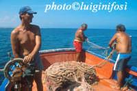 scena di pesca a Capo Passero  - Portopalo di capo passero (2210 clic)