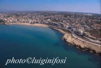 veduta aerea della baia di cava d'aliga  - Cava d'aliga (4441 clic)