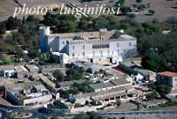 veduta aerea del castello di Donnafugata  - Donnafugata (5565 clic)
