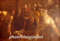 Caravaggio, il seppellimento di Santa Lucia - museo Bellomo  - Siracusa (4486 clic)