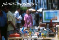 il mercatino domenicale di piazza marina PALERMO Luigi Nifosì