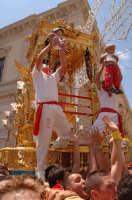 la festa di san sebastiano 2006  - Palazzolo acreide (1466 clic)