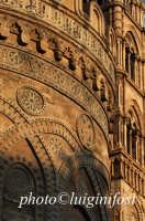 l'abside della cattedrale PALERMO Luigi Nifosì