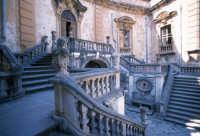 villa palagonia - lo scalone BAGHERIA Luigi Nifosì
